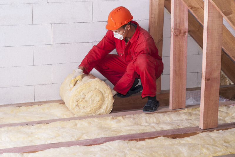 Roof Insulation Cannock Staffordshire