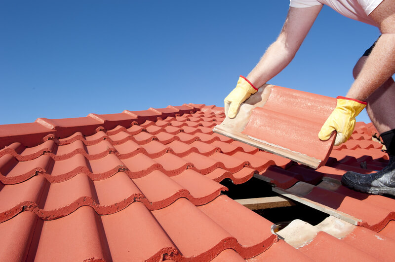 Replacement Roofing Tiles Cannock Staffordshire